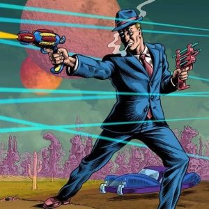 Detective Mutante