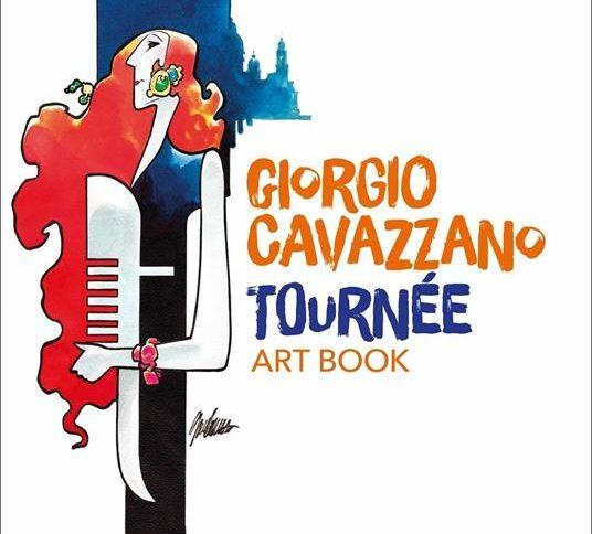 Giorgio Cavazzano Tournée